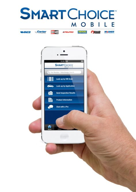 Federal-Mogul introduces mobile app for parts