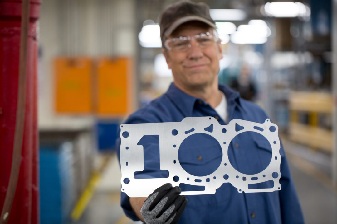 Federal-Mogul Motorparts Celebrates 100th Anniversary of Fel-Pro Gaskets Brand