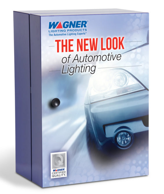 Federal-Mogul offers Wagner Lighting cabinet