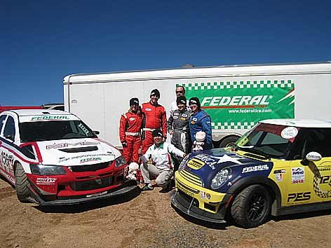 Federal runners aim for victory at Pikes Peak