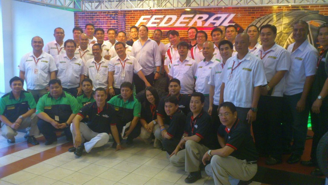 Federal ups brand awareness in the Philippines