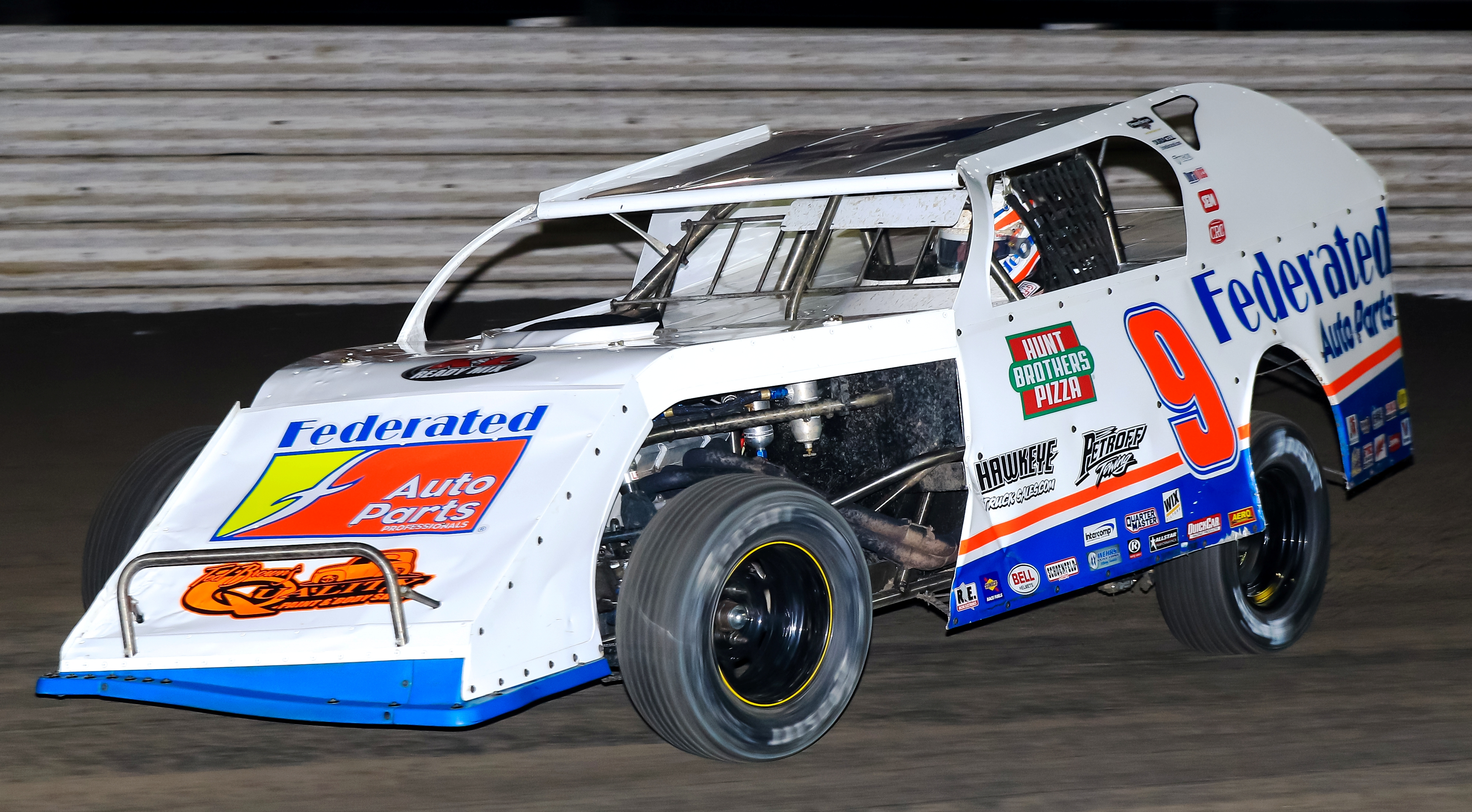 Federated To Team Up With Ken Schrader Racing