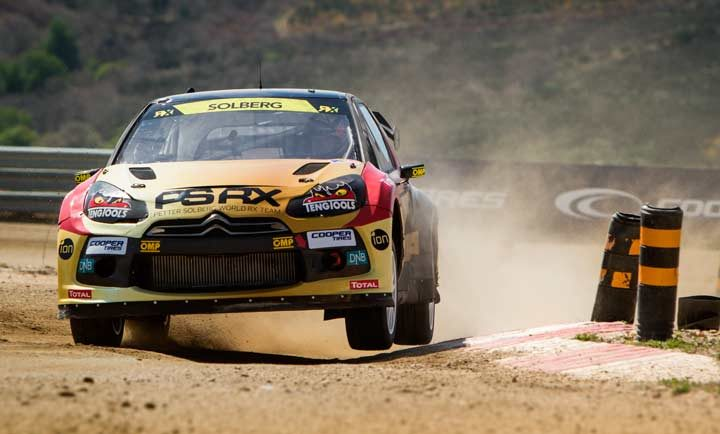 FIA World Rallycross heads 'home' to Lydden Hill