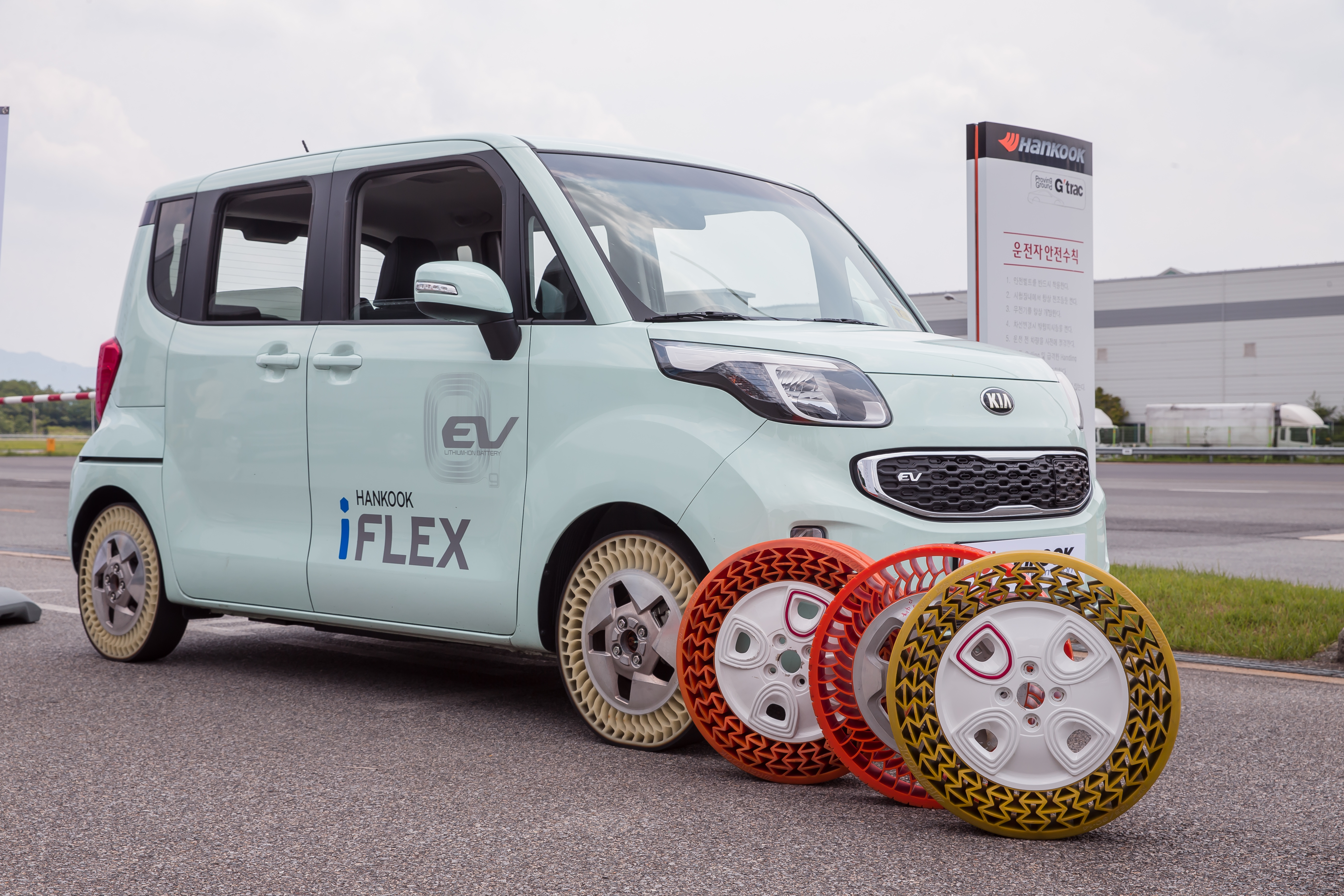 Finding the Potential in Green Tires