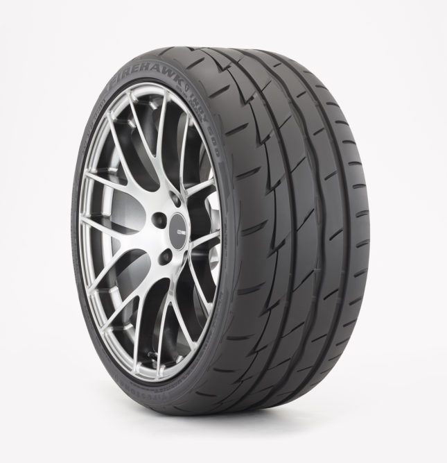 Firehawk Indy 500 Has New Tread Design For Extreme Performance