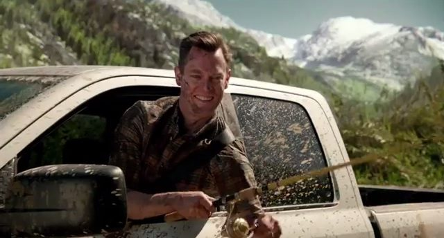 Firestone ad pushes drivers to 'do truck stuff'