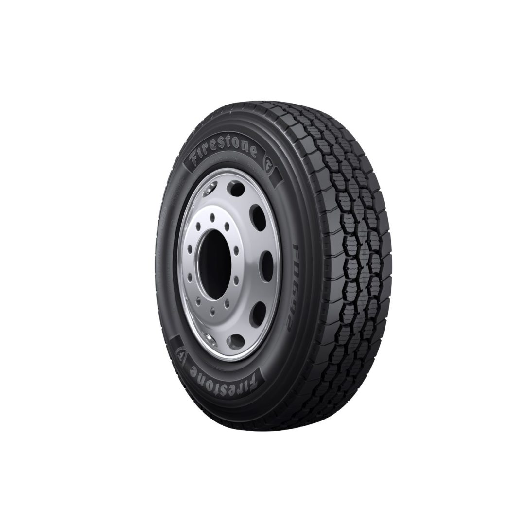 Firestone FD692 Designed for All Weather Conditions