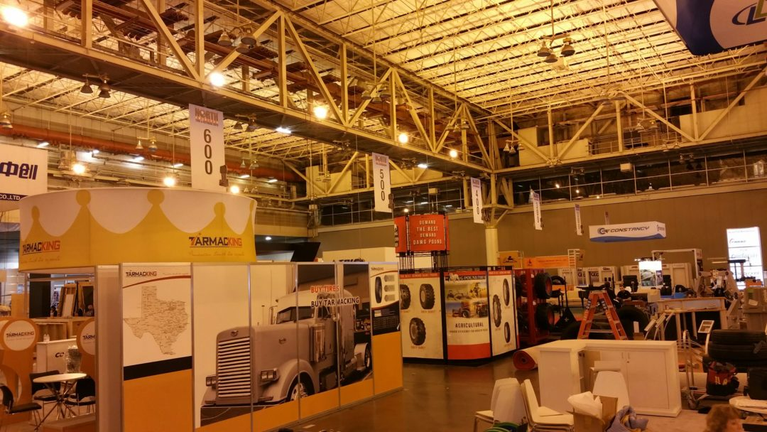 First look at the Tire & Retread Expo