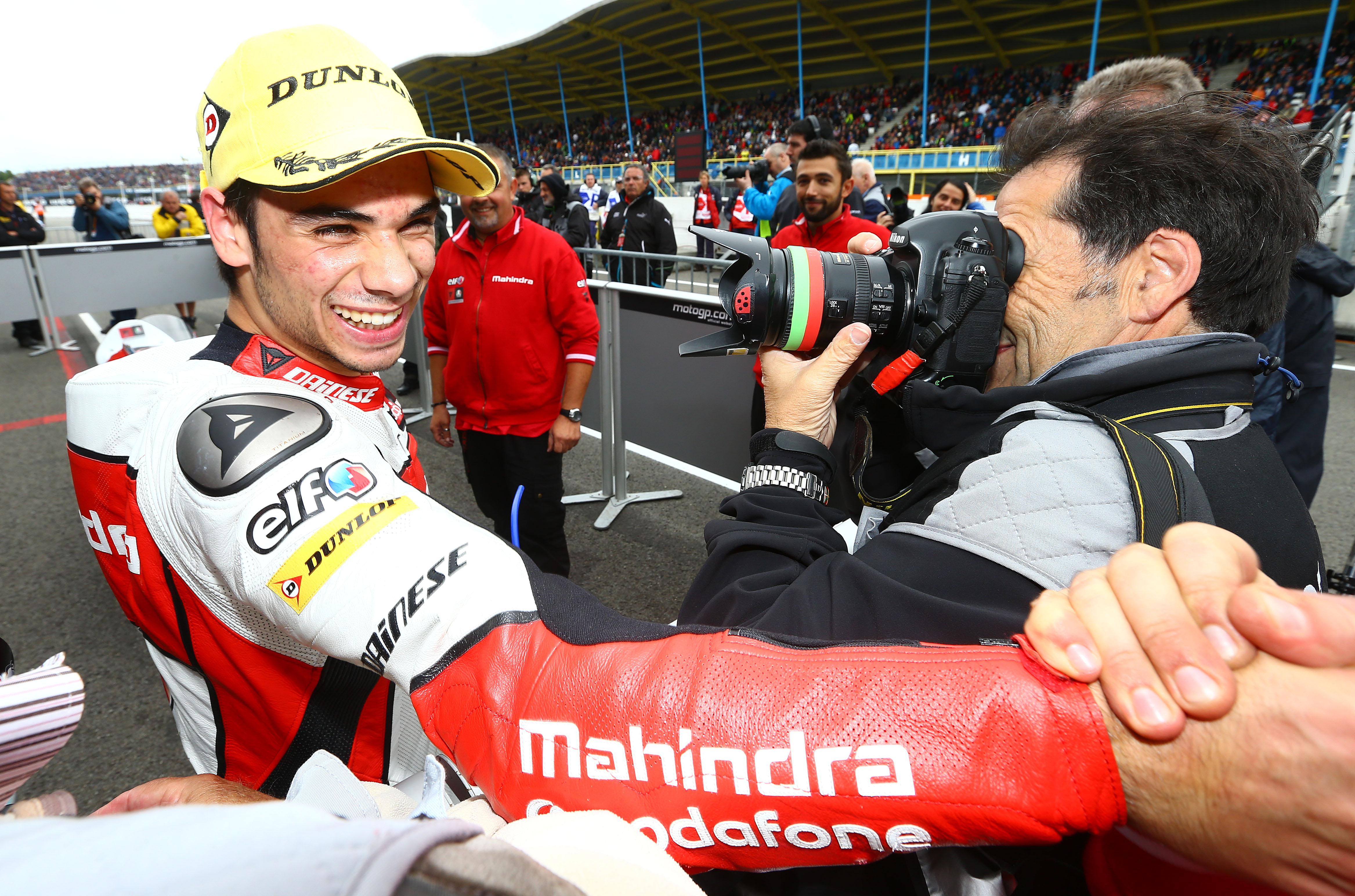 First Moto3 pole for Mahindra at Assen