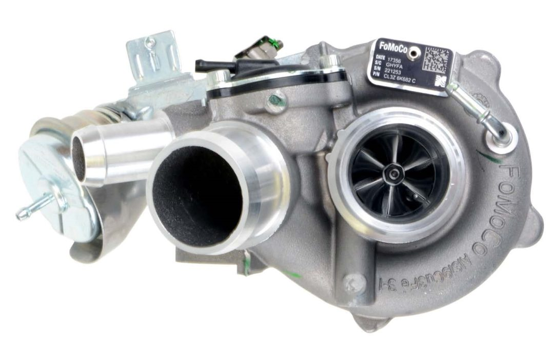 Ford Releases Motorcraft Remanufactured 3.5L Gas Turbochargers