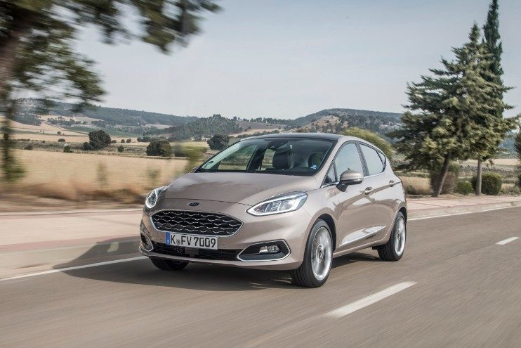 Ford's OE Partner on the New Fiesta in Europe Is Apollo Vredestein