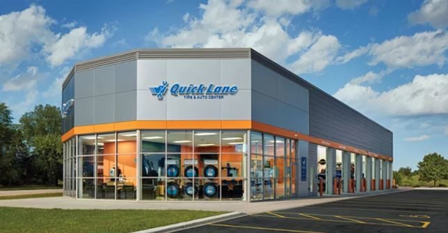 Ford's Quick Lane Tire Locations Promote Convenience in New Ads