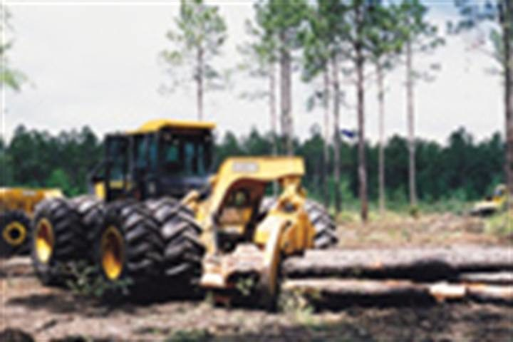Forestry tire down-time: Dealers, manufacturers endure market fluctuations