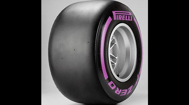 Formula 1 Tires Tested In Spain