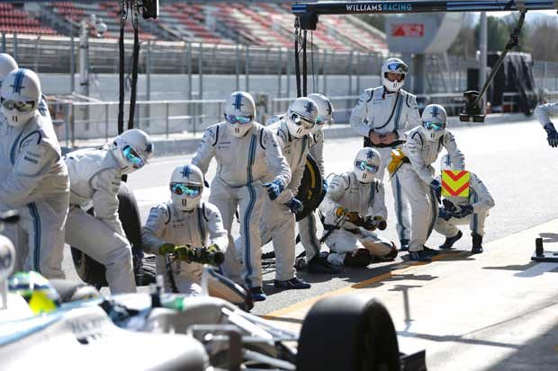 Formula One Pitstop Techniques Help In The Resuscitation Of Newborn Babies!