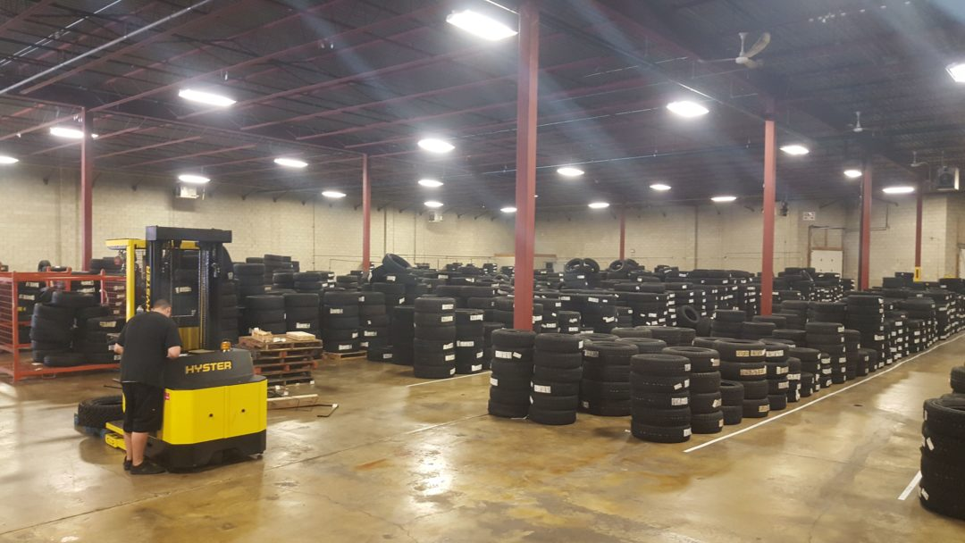 Fountain Tire division adds 2 DCs