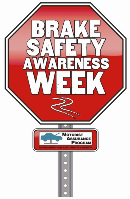 Free Pep Boys inspections for Brake Safety Week