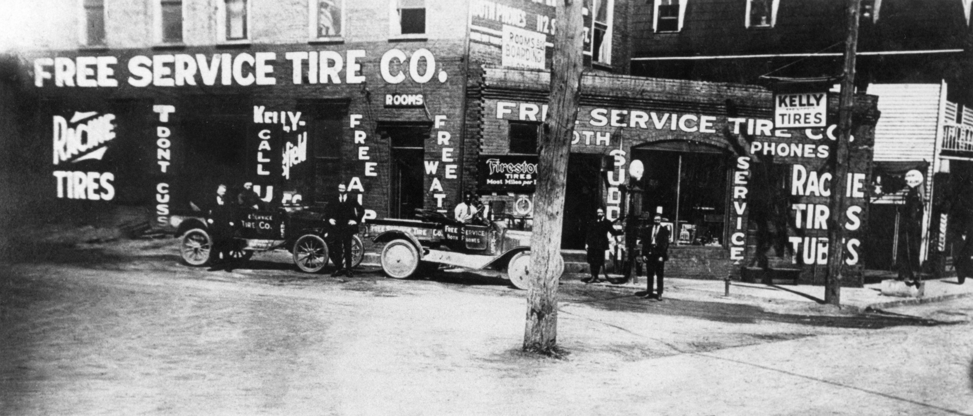 Free Service Tire Co.: Secrets to 99 Years of Success