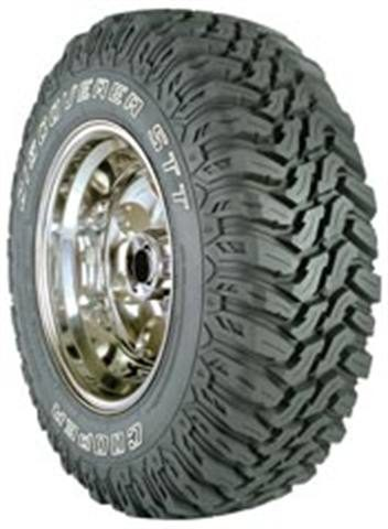 From refined to rough-and-ready... Light truck/SUV tires made tracks at the SEMA Show