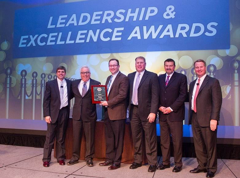 Gates Corp. Wins Quality Award from NAPA
