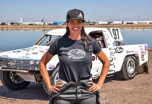 Gates To Sponsor BMI Racing Driver Sarah Burgess