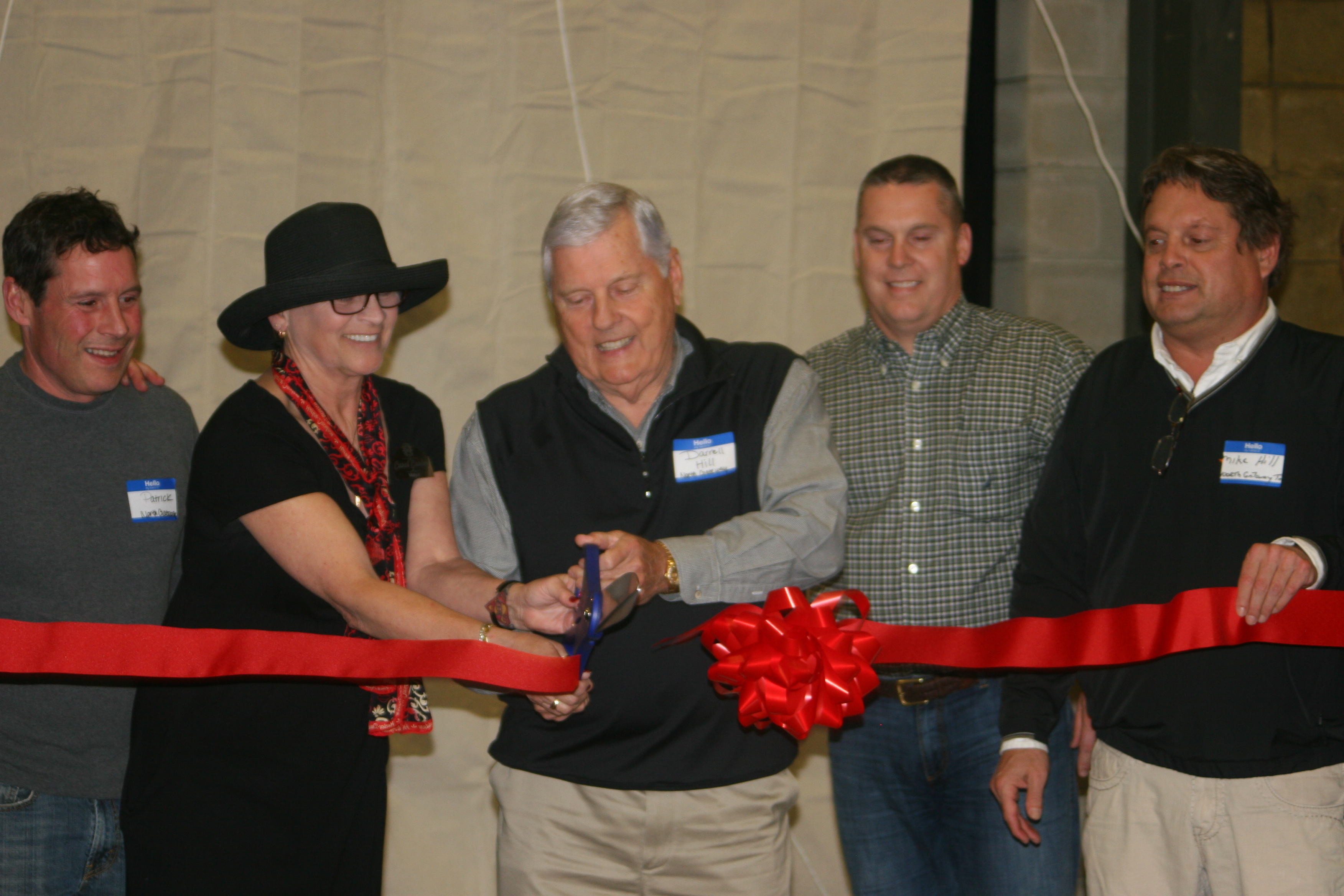 Gateway to the Future: Tire Wholesaler Holds Grand Opening for Warehouse Expansion