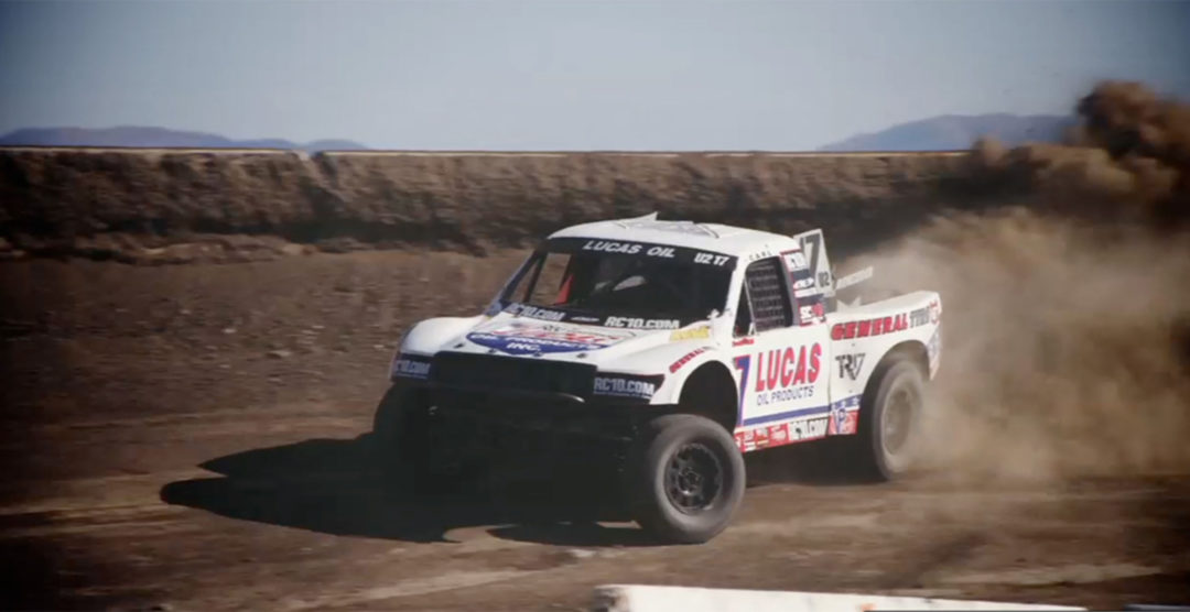 General tire commercial features off-road racer