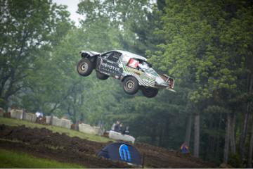 General Tire's Casey Currie podiums at the Traxxas TORC