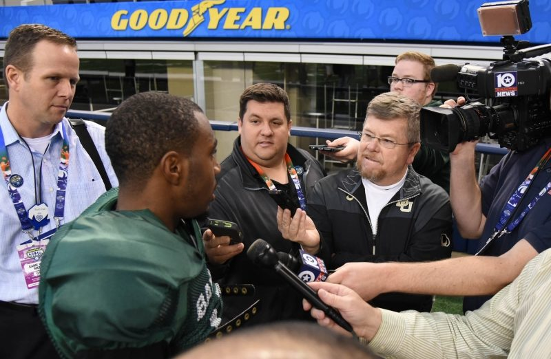Get ready for the Goodyear Cotton Bowl Classic
