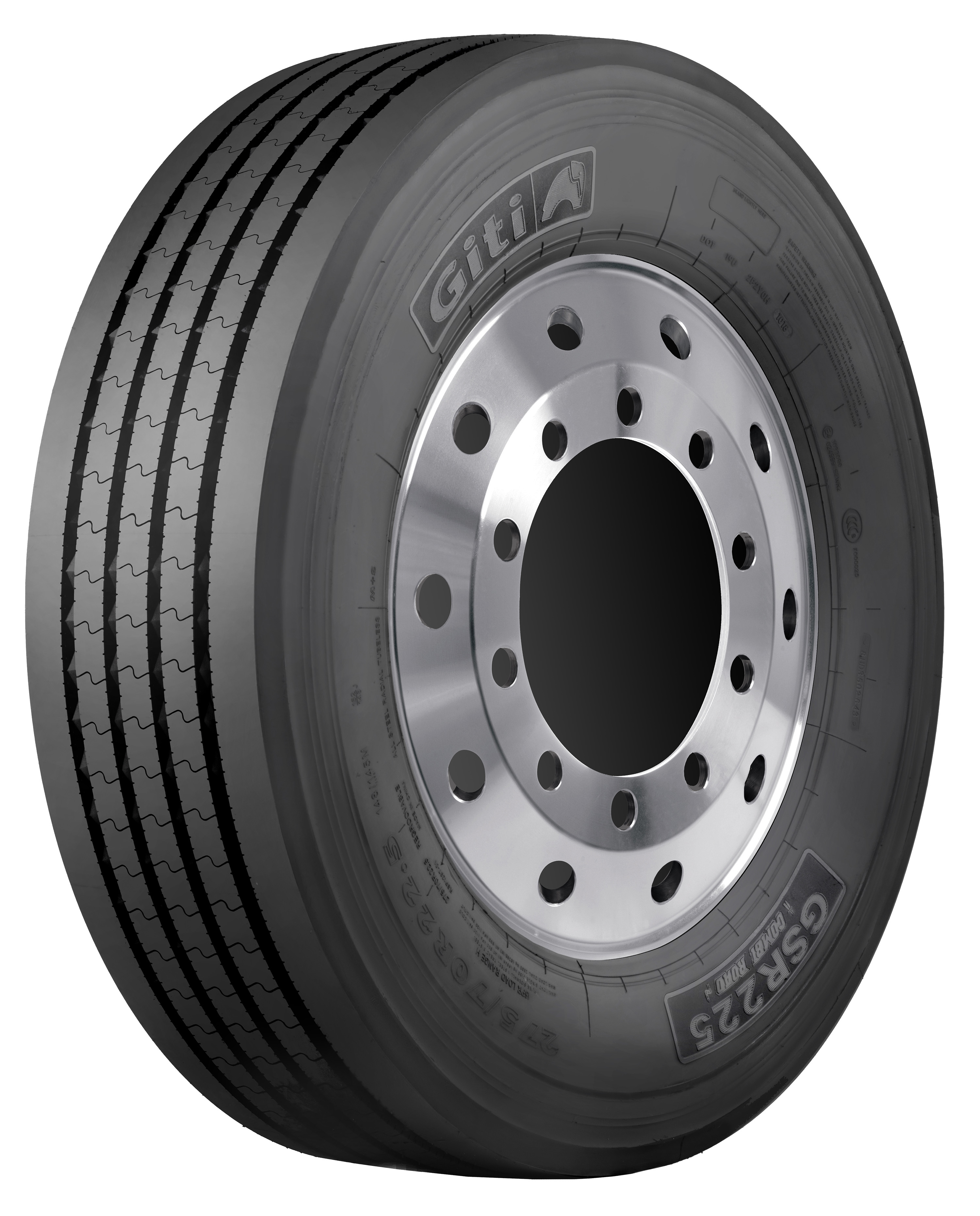 Giti Adds 4 Tires to Light Duty Commercial Lineup