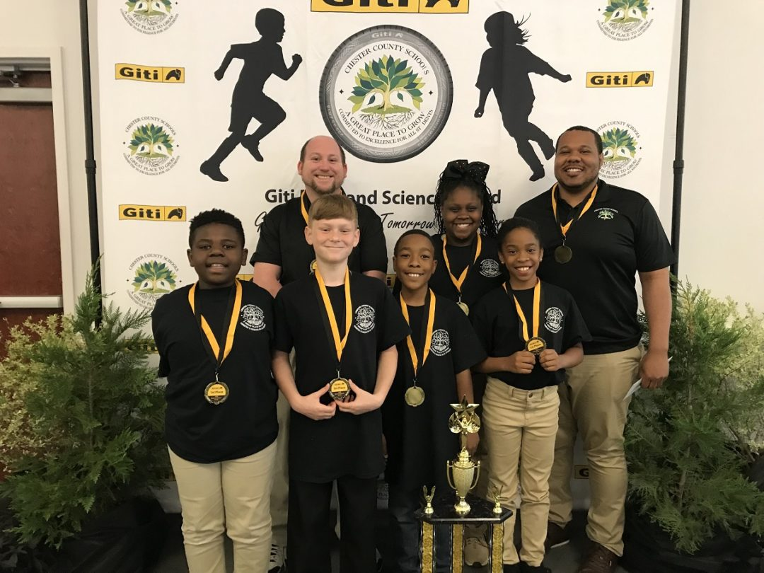 Giti Contest Encourages Youth to Study Math and Science