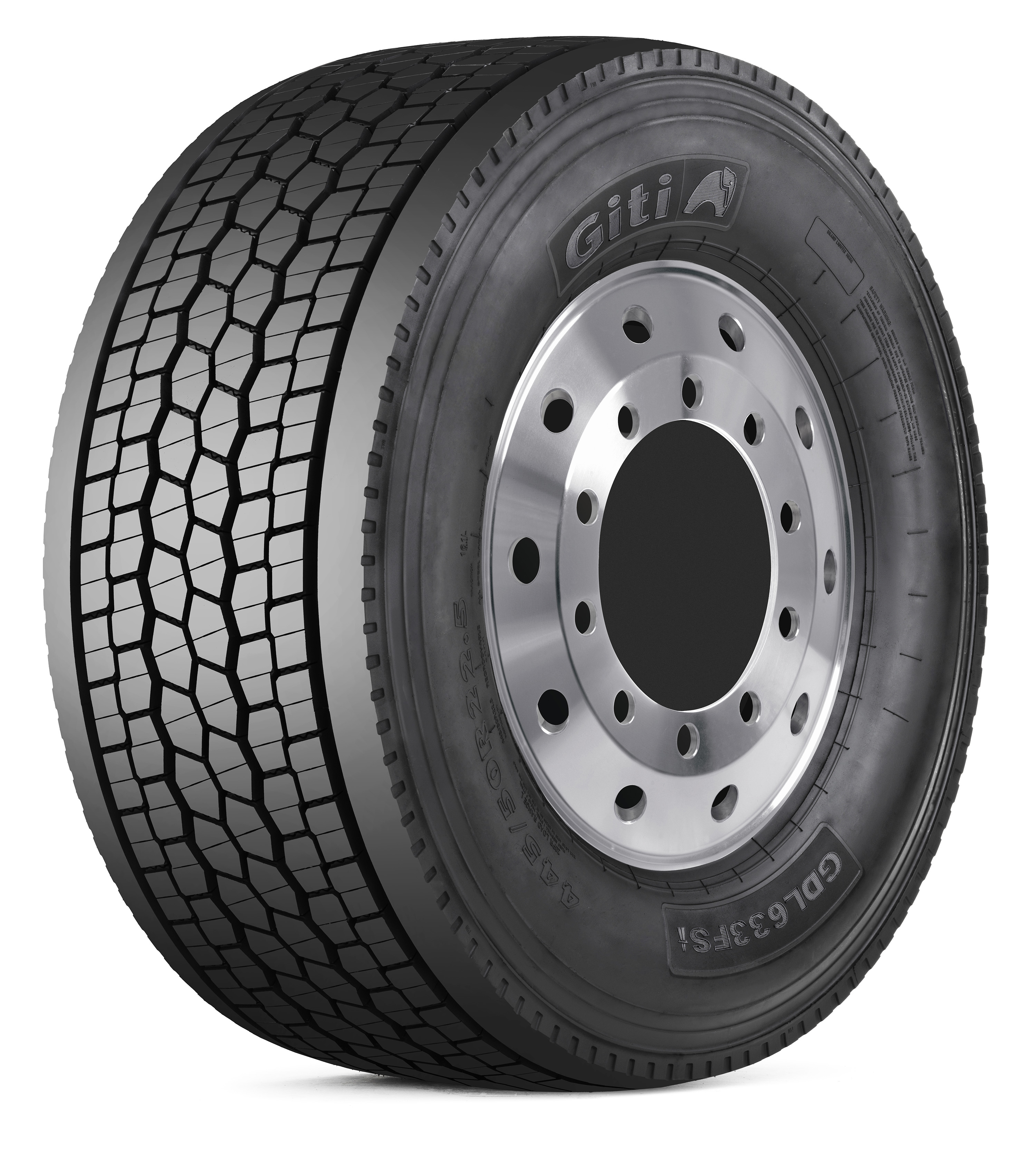 Giti Expands Ultra-Wide-Base Tire Lineup