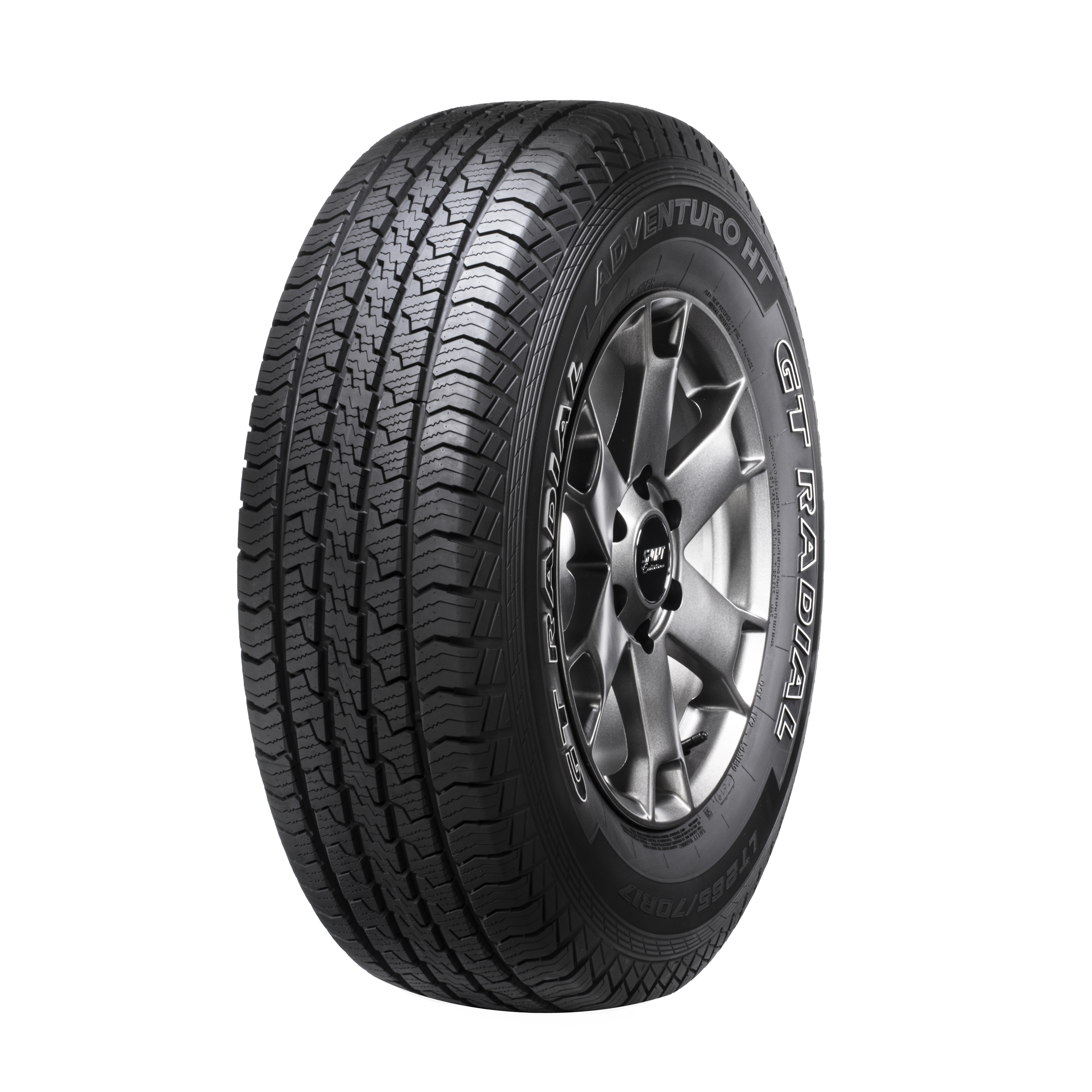 Giti Targets SUV, Pickup Owners with New All-Season Tire