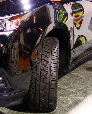 Global Tire Expo/SEMA Show