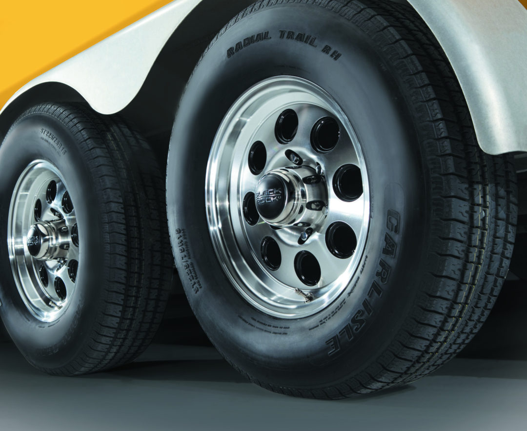 Go fish: Carlisle trailer tire gets ABA approval