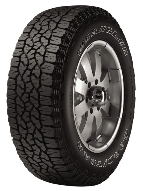 Goodyear Adds Trailrunner AT to Wrangler Family