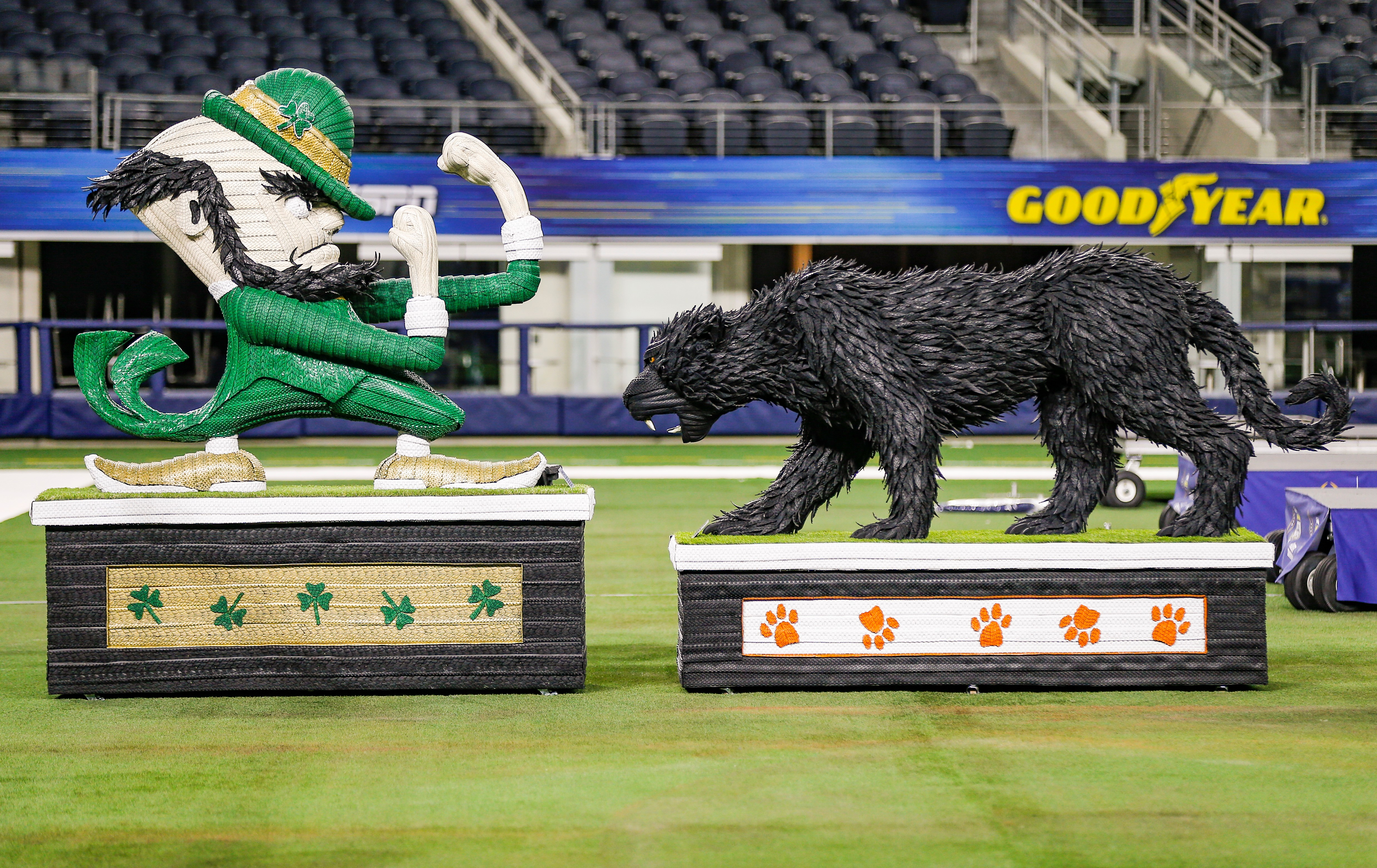Goodyear Continues Its Sponsorship of the Cotton Bowl