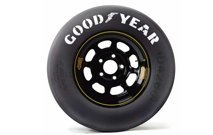 Goodyear creates 'Throwback' NASCAR tires for Darlington