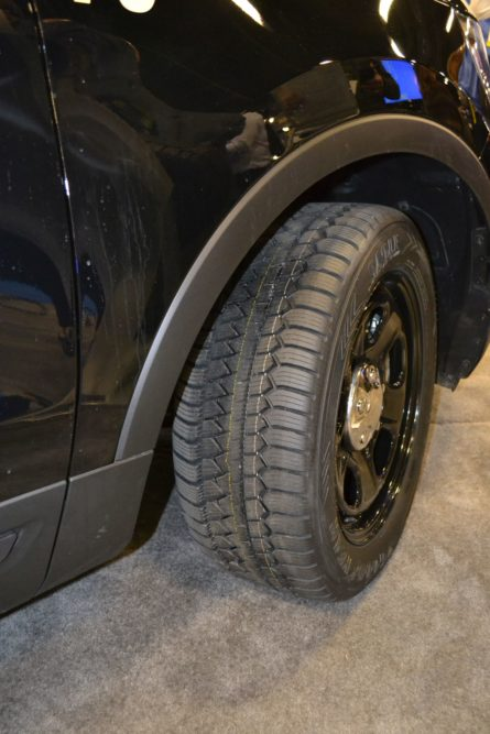 Goodyear Designs New Pursuit Tire for Year-Round Use