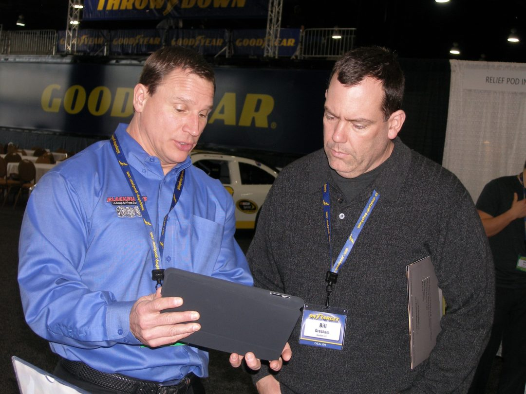 Goodyear execs: 'Our strategy is working'