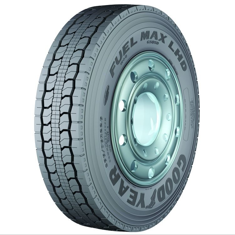 Goodyear Introduces New Fuel-Efficient Long-Haul Drive Tire