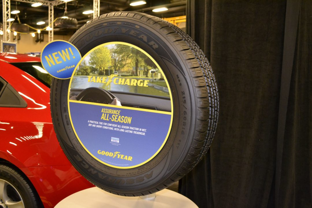 Goodyear launches 1 consumer, 3 commercial tires