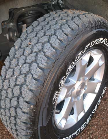 Goodyear launches All-Terrain Adventure with Kevlar