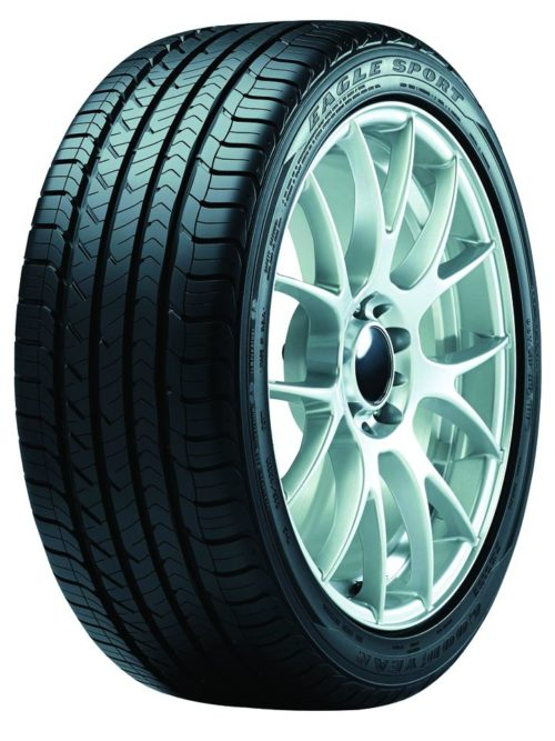 Goodyear Launches New Mid-Tier Eagle