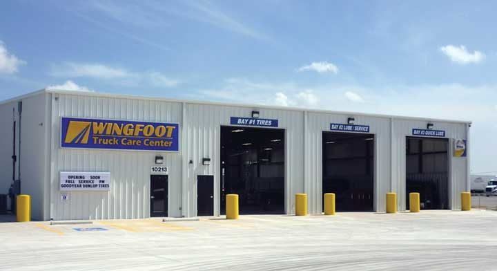 Goodyear launches truck service network