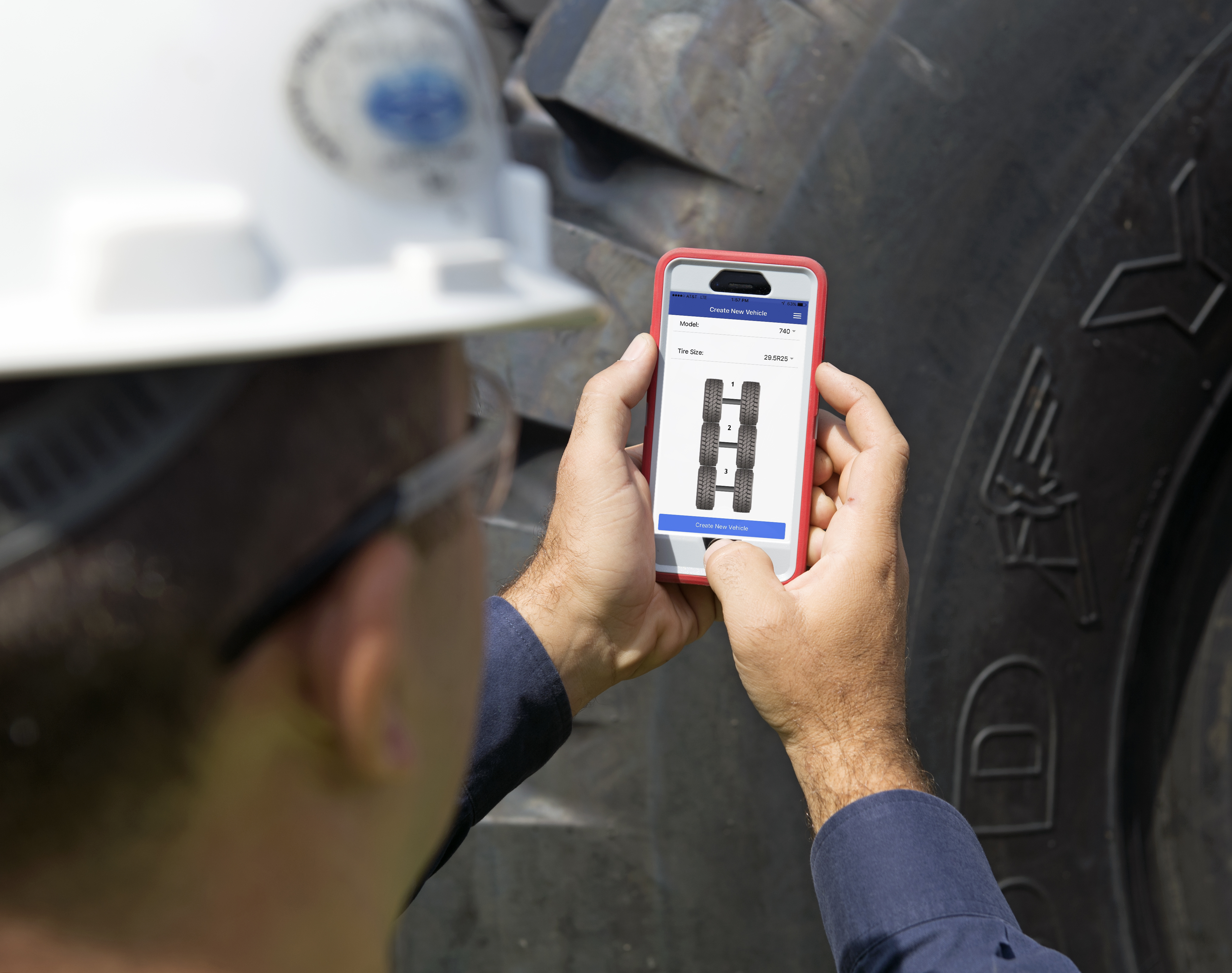 Goodyear Overhauls Its OTR Tire Tracking System