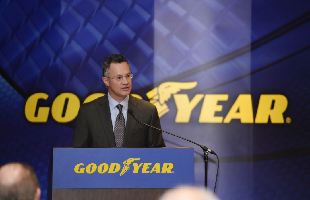 Goodyear Posts Positive Numbers for 3Q