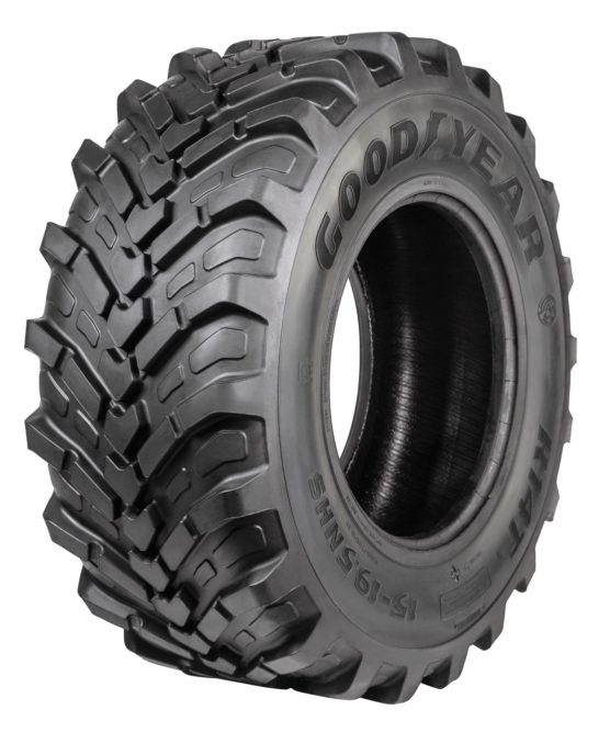 Goodyear R14 Farm Tire Is the Answer for Kubota