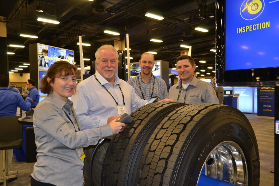 Goodyear Releases 'Tire Optix' Fleet Inspection Software