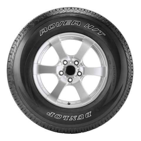 Goodyear rolls out Dunlop Rover H/T